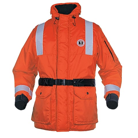 Mustang thermosystem plus coat medium orange