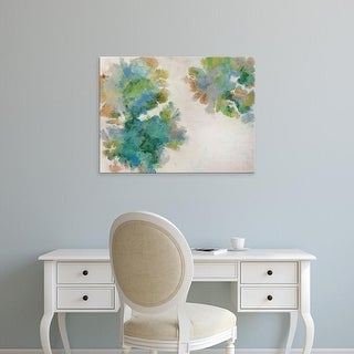 Easy Art Prints Elisa Sheehan's 'Lichen 3' Premium Canvas Art
