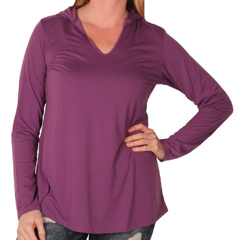 "Gear For Sports Ladies ""Panama"" Hooded Shirt"