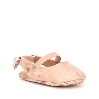Lucky Brand Baby Girl Britley Slip On Ballet Flats - 1 Month