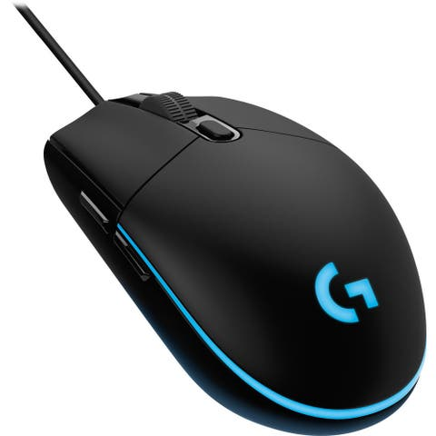 Logitech G203 Prodigy Gaming Mouse - Black Mouse