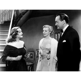 All About Eve Bette Davis Marilyn Monroe George Sanders 1950 Tm &