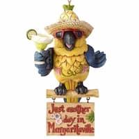 Margaritaville Parrot Ornament