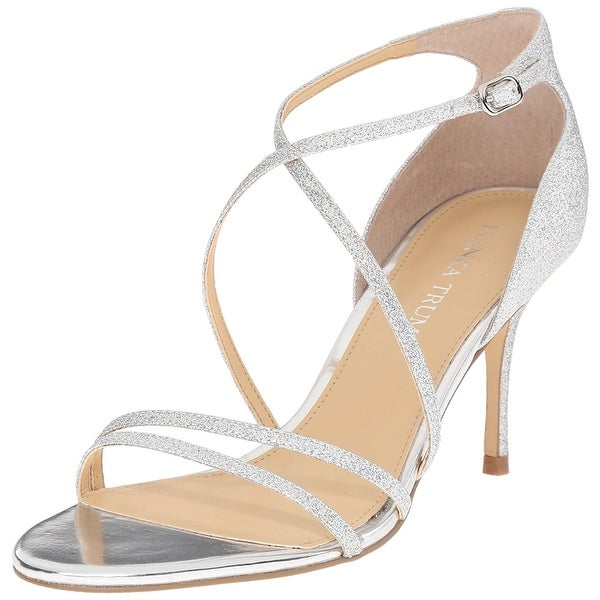 Ivanka Trump Womens Garis2 Open Toe Formal Ankle Strap Sandals