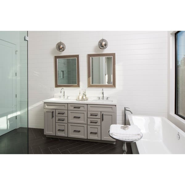 Shop Emser Tile F72PERS-0612PRCB Perspective Pure - 6