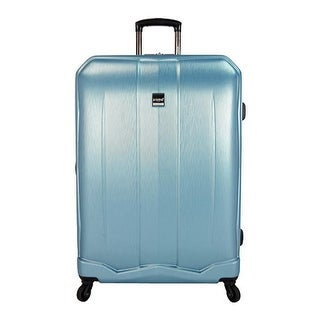 """US Traveler Piazza 30"""" Expandable Spinner Teal - US One Size (Size None)"""