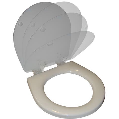 Raritan engineering raritan soft close seat & cover - white 1238sc
