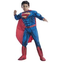 Superman Deluxe Costume Child