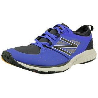 New Balance MXQIK Men 2E Round Toe Synthetic Blue Sneakers