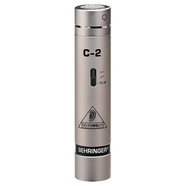 BEHRINGER USA INC C2 Studio Condenser Microphones