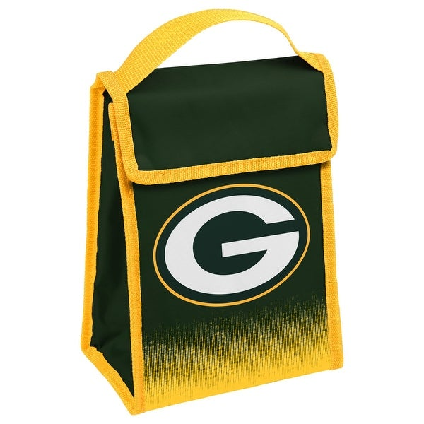 FOCO Gradient Lunch Bag, Green Bay Packers - Multi-Color. Opens flyout.
