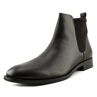 Calvin Klein Dai   Wingtip Toe Leather  Chukka Boot