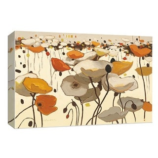 """PTM Images 9-153576  PTM Canvas Collection 8"""" x 10"""" - """"Neutrality"""" Giclee Flowers Art Print on Canvas"""