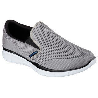 Skechers 51509 GRY Men's EQUALIZER-DOUBLE PLAY Walking