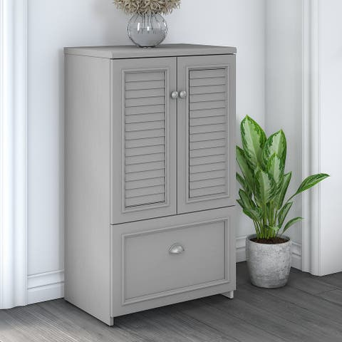 Copper Grove Felemea Shoe Storage Cabinet with Doors
