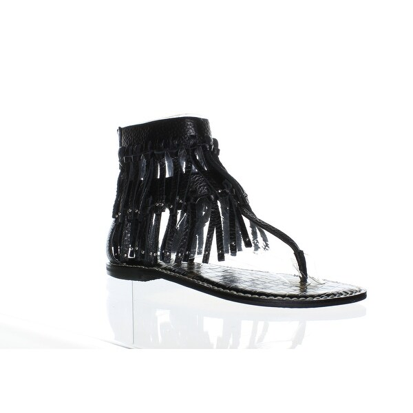 d045320cd10b Shop Sam Edelman Womens Griffen Black Sandals Size 6.5 - On Sale ...
