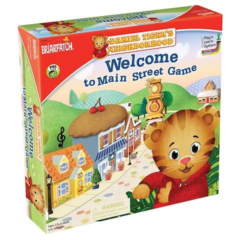 Welcome To Main Street Game Daniel Tigers Neighborhood