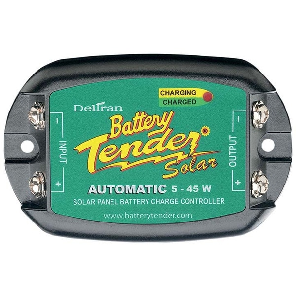 Battery Tender Solar Panel Charger Controller