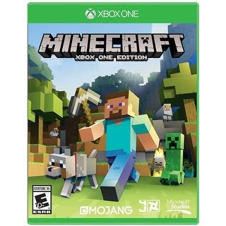 Minecraft - Xbox One|https://ak1.ostkcdn.com/images/products/is/images/direct/74a161cc35e905920e0b5c29d9a6d4cf1bcc184f/Minecraft---Xbox-One.jpg?impolicy=medium