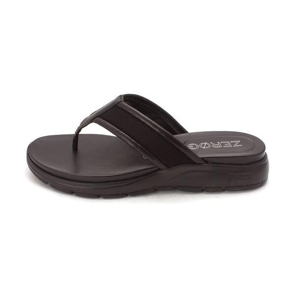 Cole Haan Womens Elizabethsam Open Toe Casual T-Strap Sandals - 6