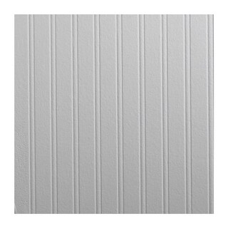 Graham and Brown 15274 56 Square Foot - Beadboard Pre Pasted - Non-Pasted Vinyl Wallpaper - N/A
