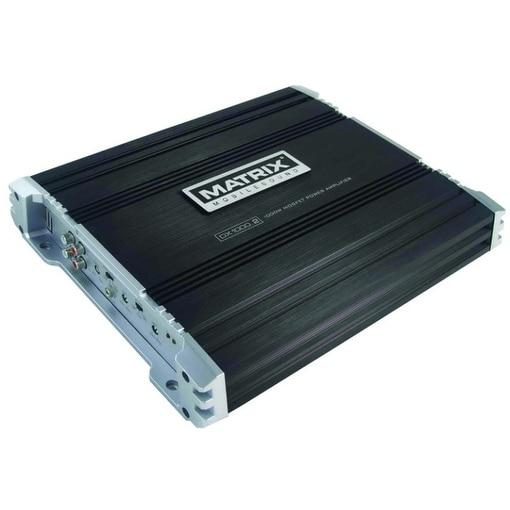 Matrix 2-Channel 1000 Watt Amplifier