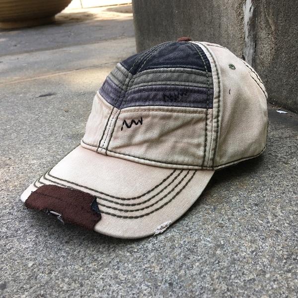Vintage Chevron Baseball Cap - 7 1/4