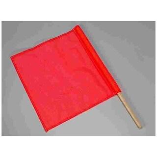 """CH Hanson55300 Safety Flag, 18"""" x 18"""", Orange"""