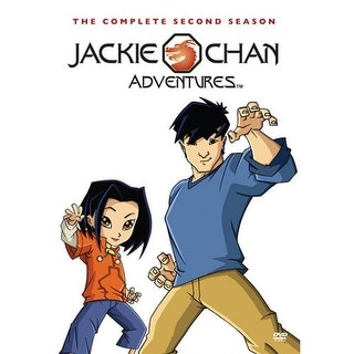 Jackie Chan Adventures - The Complete Second Season (9 Disc DVD Movie