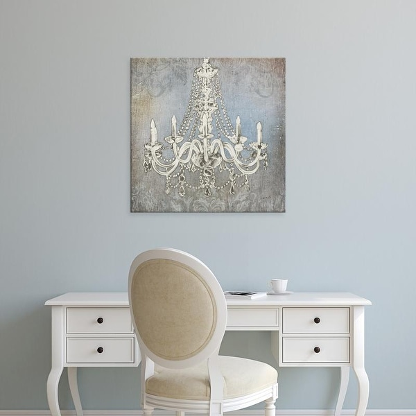 Easy Art Prints James Wiens's 'Luxurious Lights II' Premium Canvas Art