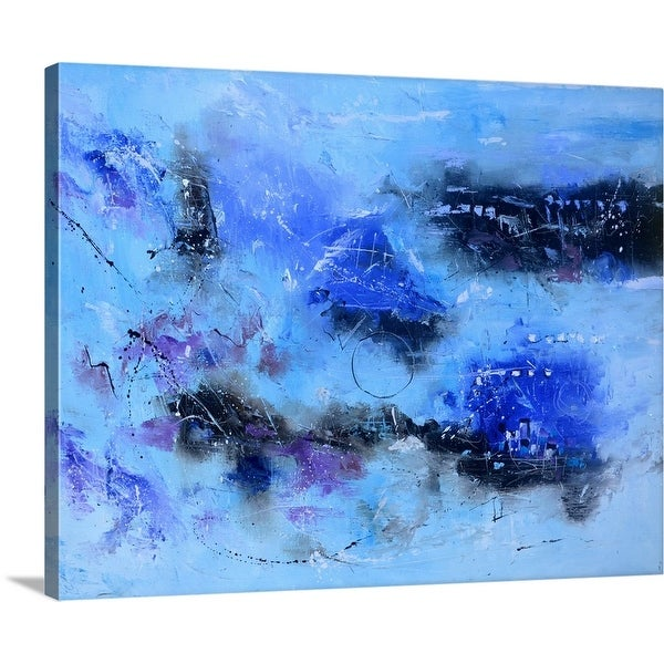 """Abstract 1087120"" Canvas Wall Art"