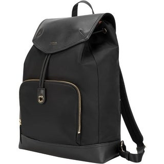 Targus Tsb964gl Newport Drawstring Backpack Black 15