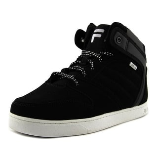 Fila Best Ever 2 Youth Synthetic Black Fashion Sneakers|https://ak1.ostkcdn.com/images/products/is/images/direct/74ae2b5598425e328a69a6ca9df55b3681701289/Fila-Best-Ever-2-Youth-Synthetic-Black-Fashion-Sneakers.jpg?impolicy=medium