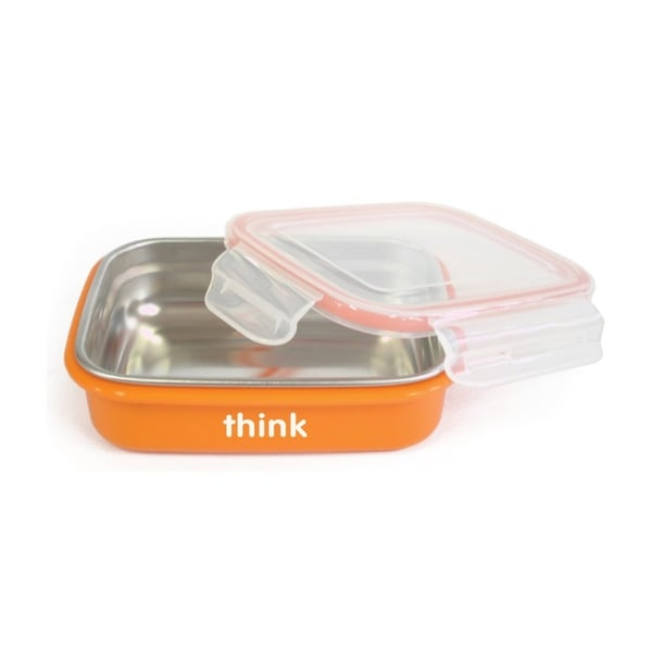 Thinkbaby BPA Free Bento Box - Orange