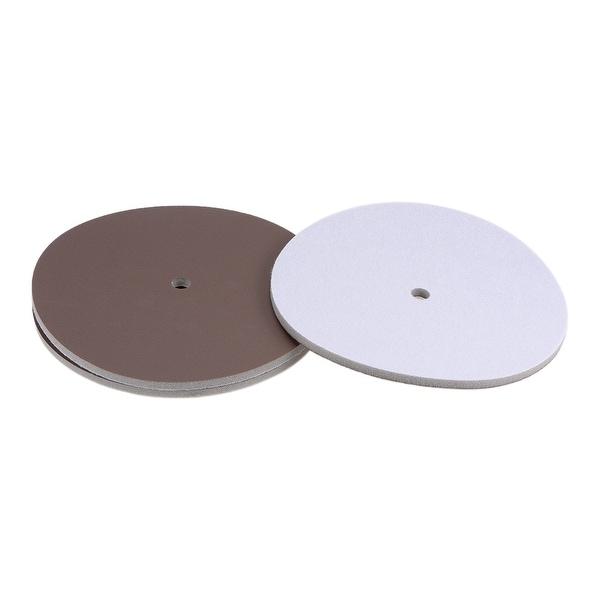 6-Inch Sanding Sponge Hook and Loop Sanding Disc with Hole 4000 Grit 3 Pcs