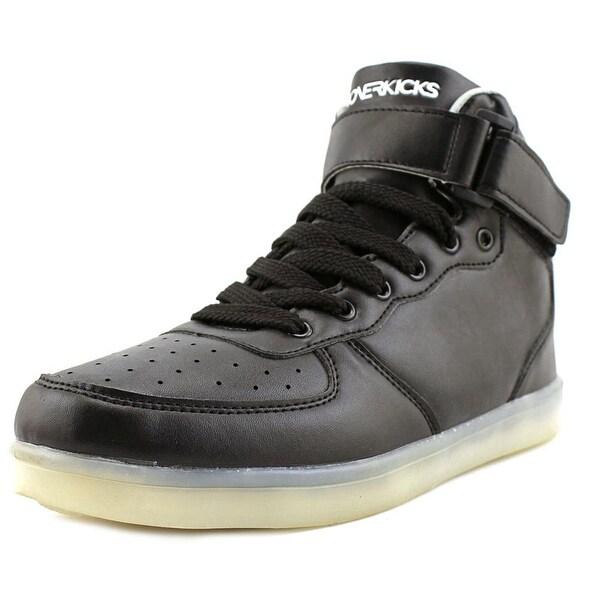Hoverkick HK006 Men Black Sneakers Shoes