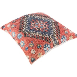 Link to Deary Boho Medallion 26-inch Floor Down or Poly Filled Throw Pillow Similar Items in Decorative Accessories
