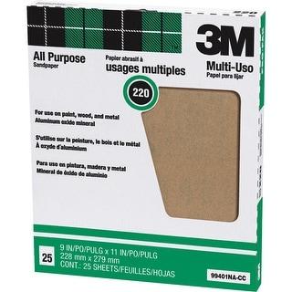 3M 220A Productin Sandpaper
