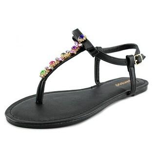 Bamboo Aveno-21 Women Open-Toe Synthetic Slingback Heel