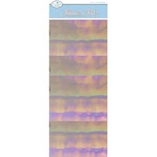 "Australian Opal Gemstone - Mylar Shimmer Sheetz 5""X12"" 3/Pkg"