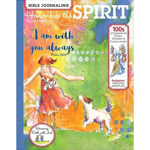 Soho Publishing Bible Journal-Honoring The Spirit