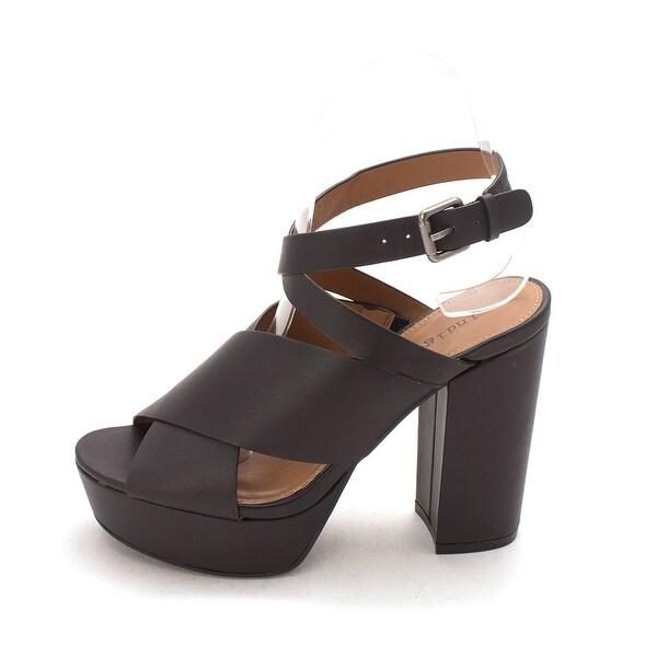 Indigo Rd. Womens Eddie2 Open Toe Casual Platform Sandals