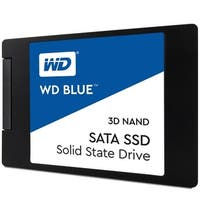 "Western Digital Wds250g2b0a Blue 3D Nand 250Gb Pc Ssd - Sata Iii 6 Gb/S 2.5""/7Mm Ssd"