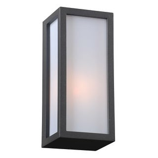 "PLC Lighting 2240LED Dorato Single Light 9-3/4"" High Integrated LED Outdoor Wall"