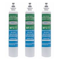 Replacement Aqua Fresh Water Filter for GE CFE28TSHSS Refrigerators - 3 Pack