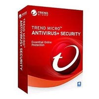 Trend Micro - Box Tinn0270 Anti-Virus Security 2017 - 1Pc For 1 Year