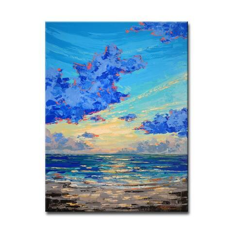 Porch & Den Sarah LaPierre 'Florida Mountains II' Canvas