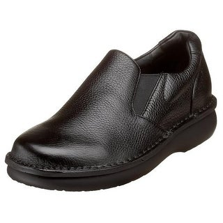 Propet Mens Loafers Pebbled Leather - 12 medium (d)