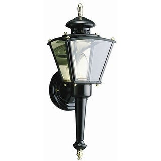 Design House 502369 Hancock Coach Lantern, Black Finish