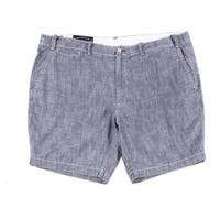 Polo Ralph Lauren Mens Chambray Straight Fit Shorts